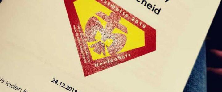 Christmette der Bezirke Siebengebirge und Sieg 2019